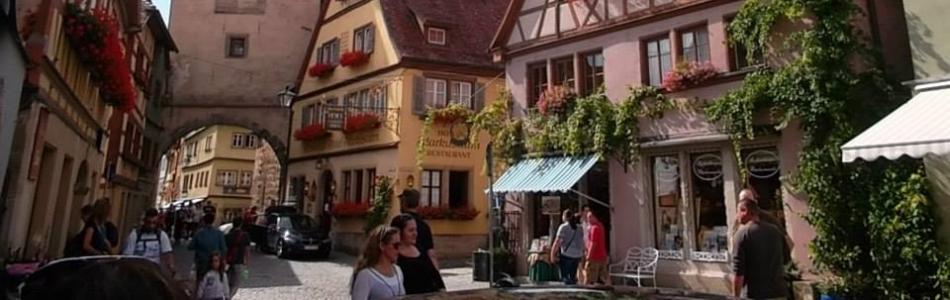 Rothenburg ob der Tauber, a csodák városa